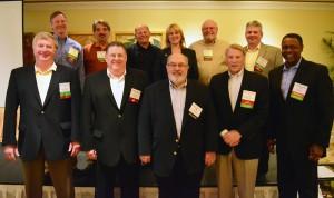SCF 2012 Past Presidents
