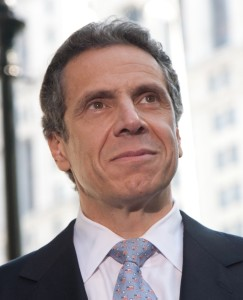 Andrew Cuomo (Source: Wikipedia - picture by Pat Arnow)