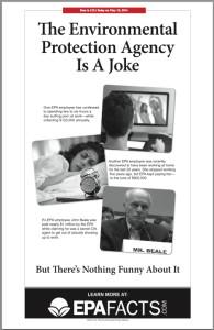 """EPA is a joke"" (Source: USA Today 5-15-14)"