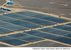 California Solar Ranch