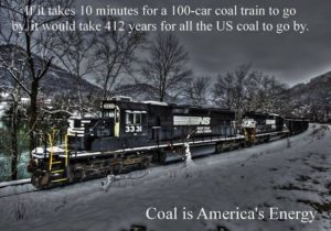 Photo by Jason Bostic of the WV Coal Association.